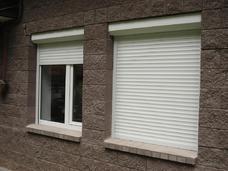 Рольставни на окна 1000мм х 2250мм