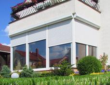 Рольставни (роллеты) на окна 1100мм х 1500мм