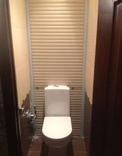 Рольставни в туалет 600мм х 1200мм